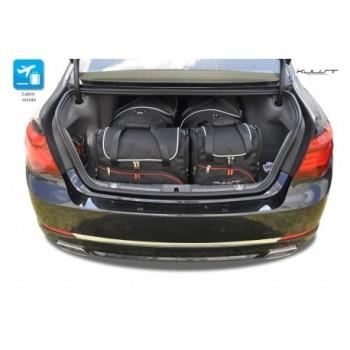Kit de valises sur mesure pour BMW Série 7 F01 court (2009-2015)