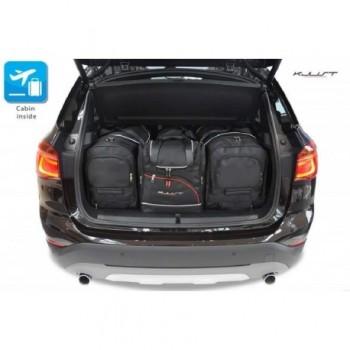 Kit de valises sur mesure pour BMW X1 F48 Restyling (2019 - actualité)