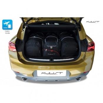 Kit de valises sur mesure pour BMW X2