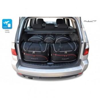 Kit de valises sur mesure pour BMW X3 E83 (2004 - 2010)