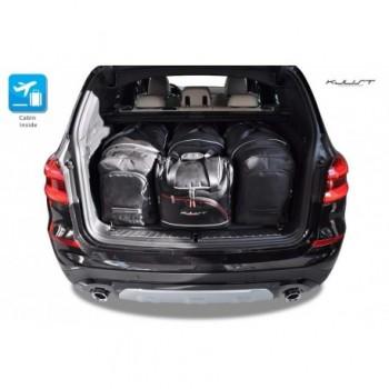 Kit de valises sur mesure pour BMW X3 G01 (2017 - actualité)