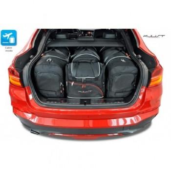 Kit de valises sur mesure pour BMW X4 (2014-2018)