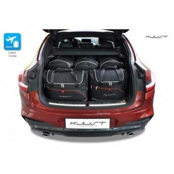 Kit de valises sur mesure pour BMW X4 G02 (2018-actualité)