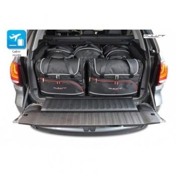Kit de valises sur mesure pour BMW X5 F15 (2013 - 2018)