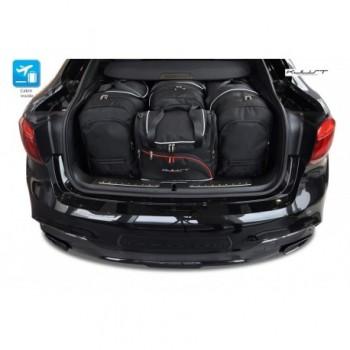 Kit de valises sur mesure pour BMW X6 F16 (2014 - 2018)