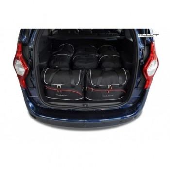 Kit de valises sur mesure pour Dacia Lodgy 5 sièges (2012 - actualité)