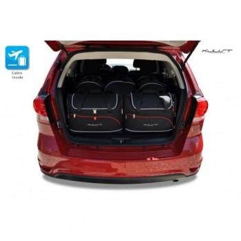 Kit de valises sur mesure pour Fiat Freemont