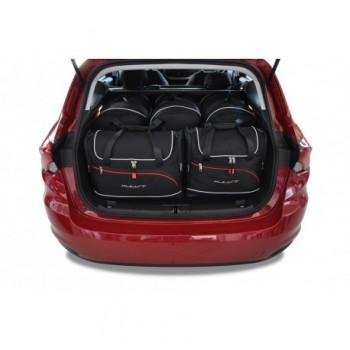 Kit de valises sur mesure pour Fiat Tipo Station Wagon (2017 - actualité)