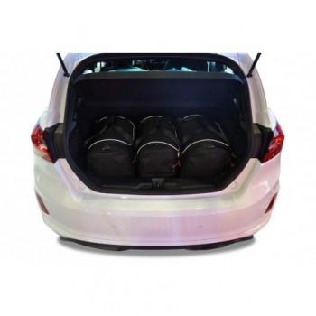 Kit de valises sur mesure pour Ford Fiesta MK7 (2017 - actualité)