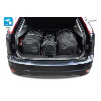 Kit de valises sur mesure pour Ford Focus MK2 3 ou 5 portes (2004 - 2010)