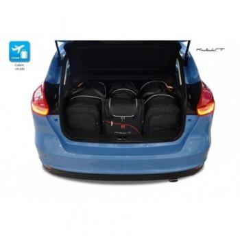 Kit de valises sur mesure pour Ford Focus MK3 3 ou 5 portes (2011 - 2018)