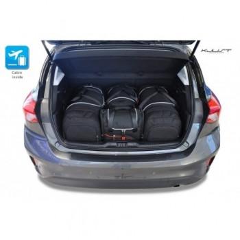 Kit de valises sur mesure pour Ford Focus MK4 3 ou 5 portes (2018 - actualité)