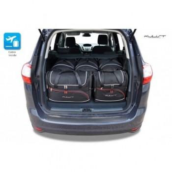 Kit de valises sur mesure pour Ford C-MAX Grand (2010 - 2015)