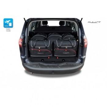 Kit de valises sur mesure pour Ford S-Max 5 sièges (2006 - 2015)