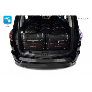Kit de valises sur mesure pour Ford S-Max Restyling 5 sièges (2015 - actualité)