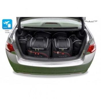 Kit de valises sur mesure pour Honda Accord Berline (2008 - 2012)