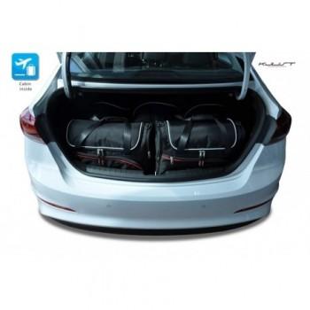 Kit de valises sur mesure pour Hyundai Elantra 6 (2016-actualité)