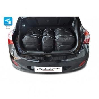 Kit de valises sur mesure pour Hyundai i30 5 portes (2012 - 2017)