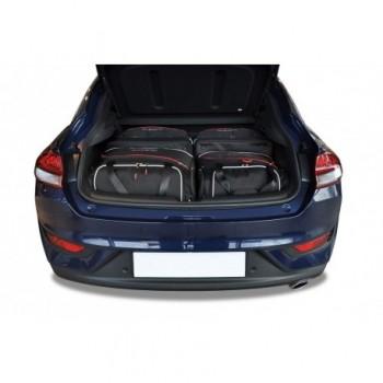 Kit de valises sur mesure pour Hyundai i30 Fastback (2018 - actualité)