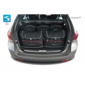Kit de valises sur mesure pour Hyundai i40 Break (2011 - actualité)