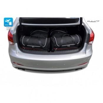 Kit de valises sur mesure pour Hyundai i40 5 portes (2011 - actualité)