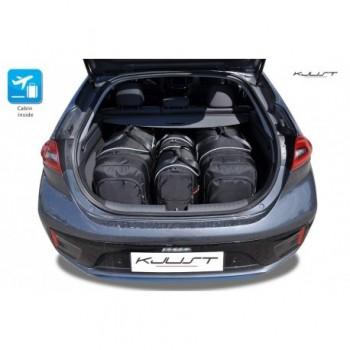 Kit de valises sur mesure pour Hyundai Ioniq Électrique (2016 - actualité)