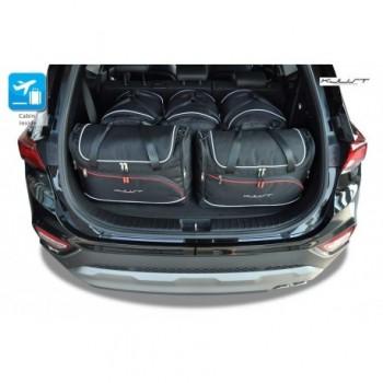 Kit de valises sur mesure pour Hyundai Santa Fé 7 sièges (2018 - actualité)