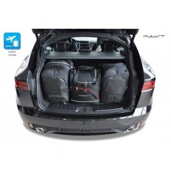 Kit de valises sur mesure pour Jaguar E-Pace