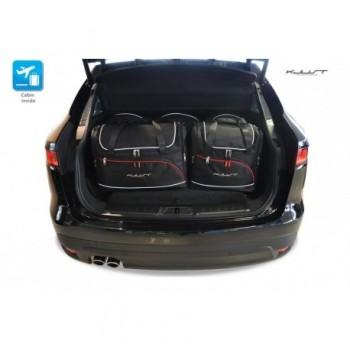 Kit de valises sur mesure pour Jaguar F-Pace