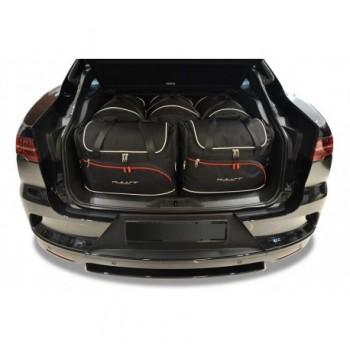 Kit de valises sur mesure pour Jaguar I-Pace
