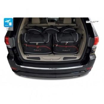 Kit de valises sur mesure pour Jeep Grand Cherokee WK2 (2011 - actualité)