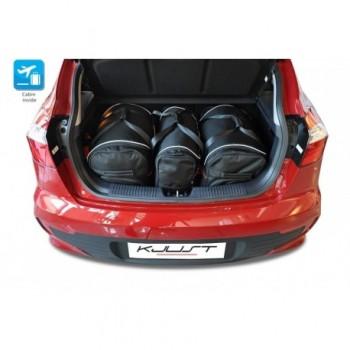 Kit de valises sur mesure pour Kia Rio (2011 - 2017)