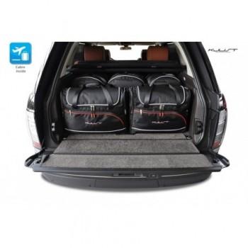 Kit de valises sur mesure pour Land Rover Range Rover (2012 - actualité)
