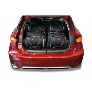 Kit de valises sur mesure pour Lexus CT (2011 - 2014)