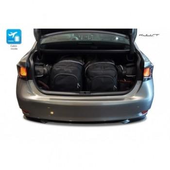 Kit de valises sur mesure pour Lexus GS