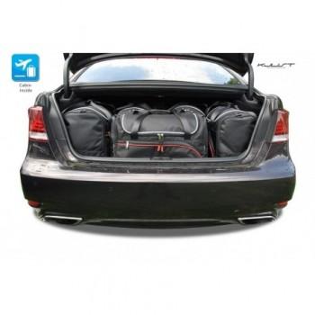 Kit de valises sur mesure pour Lexus LS