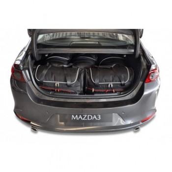 Kit de valises sur mesure pour Mazda 3 Berline (2017 - actualité)