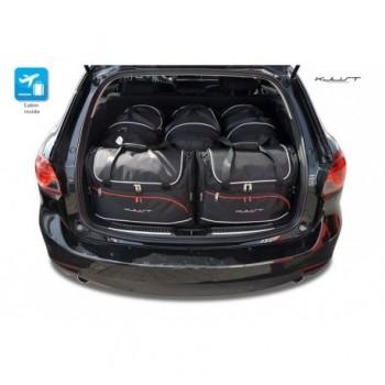 Kit de valises sur mesure pour Mazda 6 Wagon (2013 - 2017)