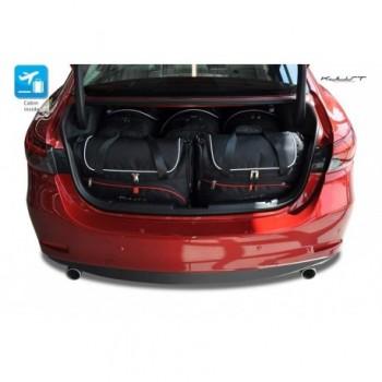 Kit de valises sur mesure pour Mazda 6 Berline (2013 - 2017)