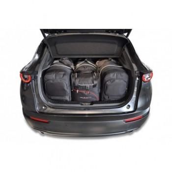 Kit de valises sur mesure pour Mazda CX-3