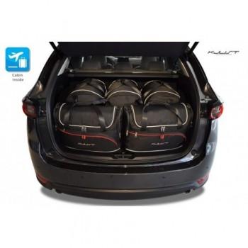Kit de valises sur mesure pour Mazda CX-5 (2017 - actualité)