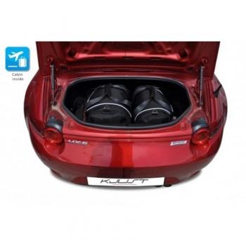 Kit de valises sur mesure pour Mazda MX-5 (2015 - actualité)