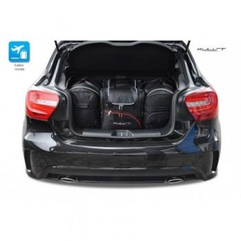 Kit de valises sur mesure pour Mercedes Classe-A W176 (2012 - 2018)