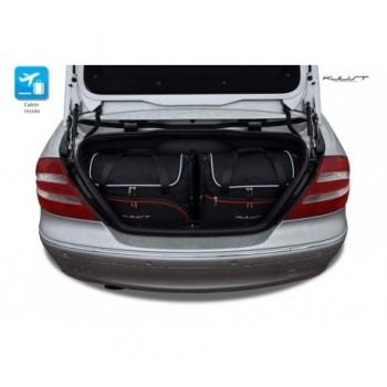 Kit de valises sur mesure pour Mercedes CLK A209 Cabriolet (2003 - 2010)