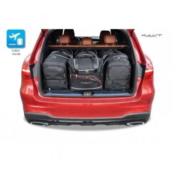 Kit de valises sur mesure pour Mercedes GLC X253 SUV (2015 - actualité)
