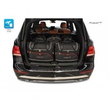 Kit de valises sur mesure pour Mercedes GLE SUV (2015 - 2018)