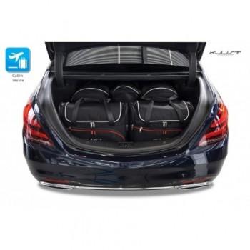 Kit de valises sur mesure pour Mercedes Classe-S W222 (2013 - actualité)