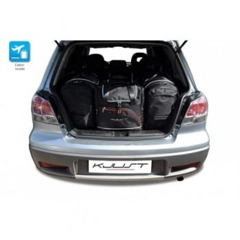 Kit de valises sur mesure pour Mitsubishi Outlander (2003 - 2007)