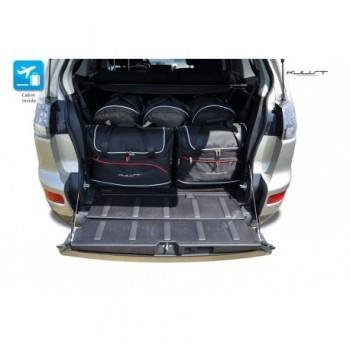 Kit de valises sur mesure pour Mitsubishi Outlander 5 sièges (2007 - 2012)