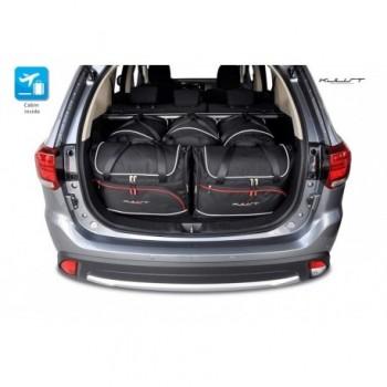 Kit de valises sur mesure pour Mitsubishi Outlander (2012 - 2018)